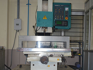 ELECTRONICA - Edm Hole Drilling Machine  – ED300